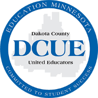 Dakota County United Educators Logo